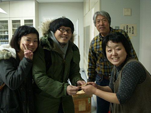 蒔田さん、佐藤さん、ありがとうございました!